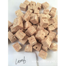 High Quality for Freeze-dried Pet Treats Primal freeze-dry lamb cube for dog and cat supply to New Caledonia Exporter
